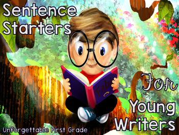 Sentence Starters for Young Writers