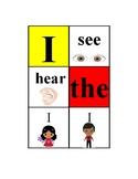 Sentence Starters with Senses