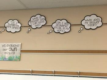 Sentence Stem Posters