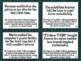 Sentence Strategies: Writing Sentences Task Cards