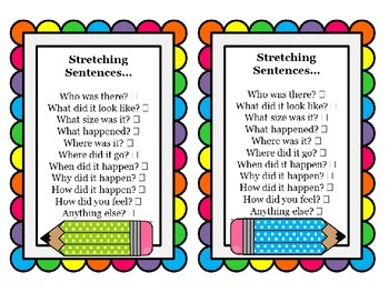 Sentence Stretch!