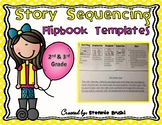 Story Sequencing Flipbook Templates