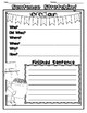 Sentence Stretching Template-St. Patrick's Day