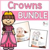 Sentence Strip Crowns_BUNDLE
