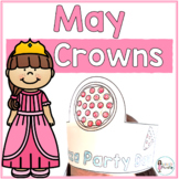 Sentence Strip Crowns_May