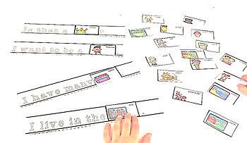 Parts of Speech Activities-Literacy Center Bundle