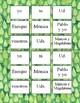 Sentence Structure Practice Spanish -AR verbs, Sentence Strips