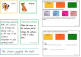 Sentence Structure Activity Pack