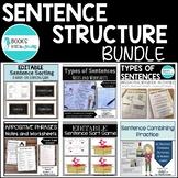 Simple, Compound, Complex Sentence Bundle