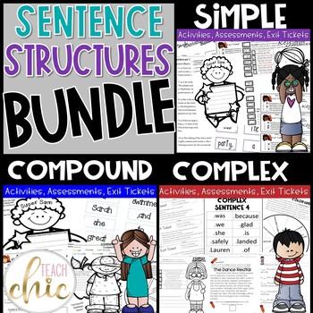 Sentence Structure Bundle Pack