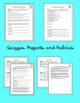 Sentence Structure Bundle:  Simple, Compound, and Complex