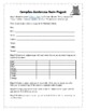 Sentence Structure:  Complex Sentences (Worksheets, Quiz, and Proejct)