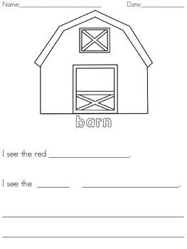 Sentence Structure Practice