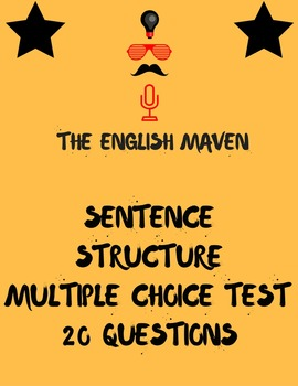 Sentence Structure Test