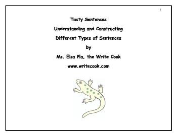 Sentence Structure: The Lizard Sentence
