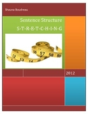 Sentence Structure - Two activites to have students using