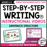 Sentence Structure Video Bundle | Distance Learning