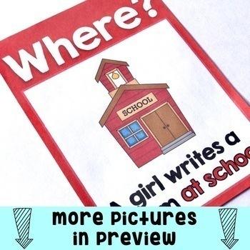 Writing Sentences - Anchor Charts