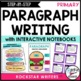 Sentence Structure and Paragraph Writing for Primary
