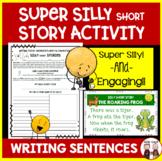 Sentence Structure Activity