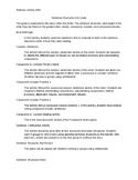 Sentence Structures Unit