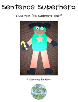 Sentence Superhero Craft