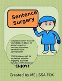 Sentence Surgery Classroom Transformation Kit