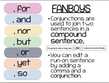 Sentence Surgery!! Run-on Sentences & Revising Sentences (STAAR Released Items)