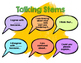 Sentence & Talking Stems