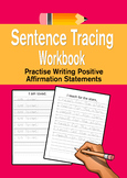 Sentence Tracing Workbook
