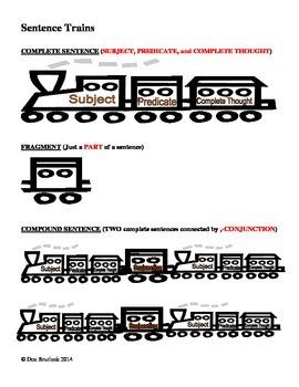 Sentence Trains