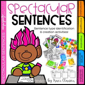 Sentence Types- Spectacular Sentences