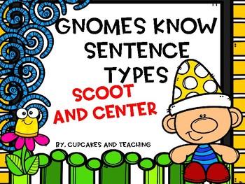 Sentence Type Scoot