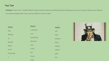 Sentence Types