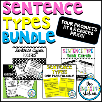 Sentence Types BUNDLE
