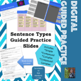 Sentence Types Digital Guided Practice
