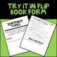 Sentence Types Handbook and Flip Book with Pop Culture References