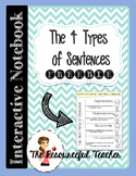 Sentence Types Interactive Notebook - FREE