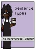 Sentence Types Practice