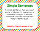 Sentence Types - declarative, interrogative, imperative, exclamatory, and more!