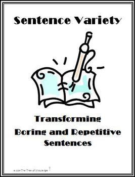 Sentence Variety Activity
