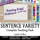 Sentence Variety in Writing, Complete Teaching Pack