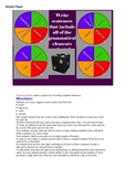 Sentence Wheels