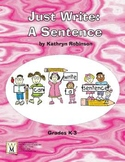 Writing Complete Sentences Activity Book {21 Fun & Interactive Activities}