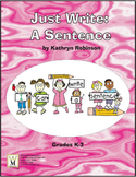 Sentence Writing Fun! {21 Unique & Interactive Activities}