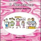 Sentence Writing Fun! {21 Unique & Interactive Activities}