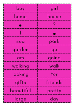 Sentence Writing Activity Pack for Emergent Readers and Writers