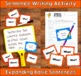 Sentence Writing Activities Bundle | Google Classroom Resources and Printables