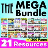 Sentence Writing - Building Strong Sentences MEGA-BUNDLE