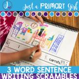 Sentence Writing Practice 2